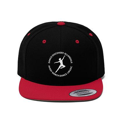 Dance Discovery Unisex Flat Bill Hat