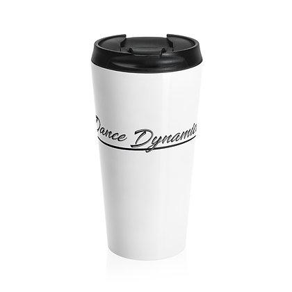 Dance Dynamics IN Stainless Steel Travel Mug