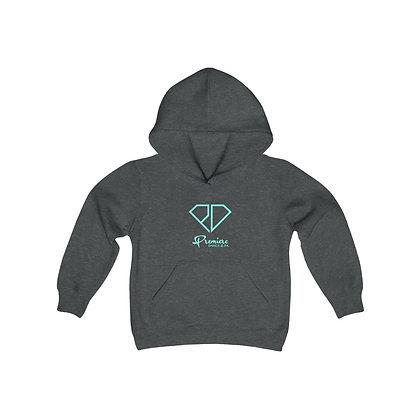 Premiere Youth Heavy Blend Hooded Sweatshirt