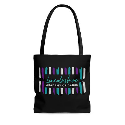 LAD AOP Tote Bag