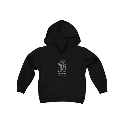 Dance Unlimited Youth Heavy Blend Hooded Sweatshirt
