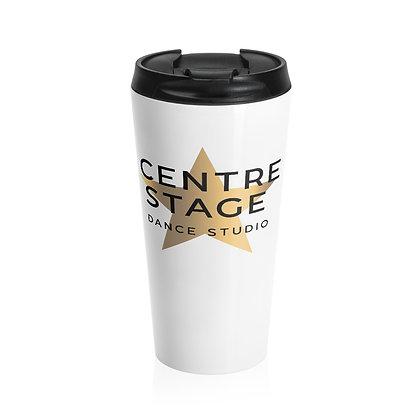 CSDS Stainless Steel Travel Mug