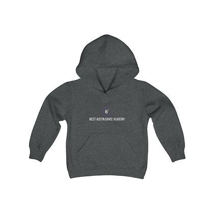 WADA Youth Heavy Blend Hooded Sweatshirt