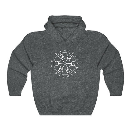 Dance Kaleidoscope Adult Unisex Heavy Blend™ Hooded Sweatshirt
