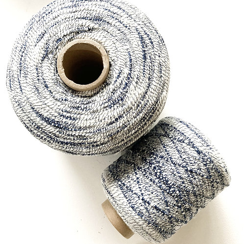 1007 grams (2 cones)  - Remnant production yarn - USA brand