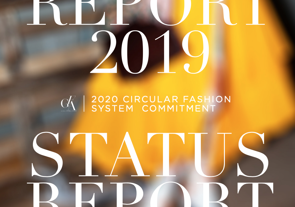 GFA 2020 Circular fashion Commitment