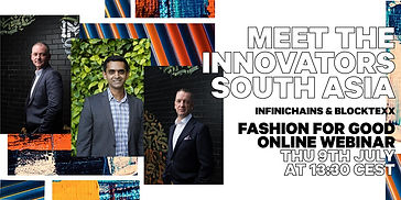 Meet the Innovators South Asia Edition