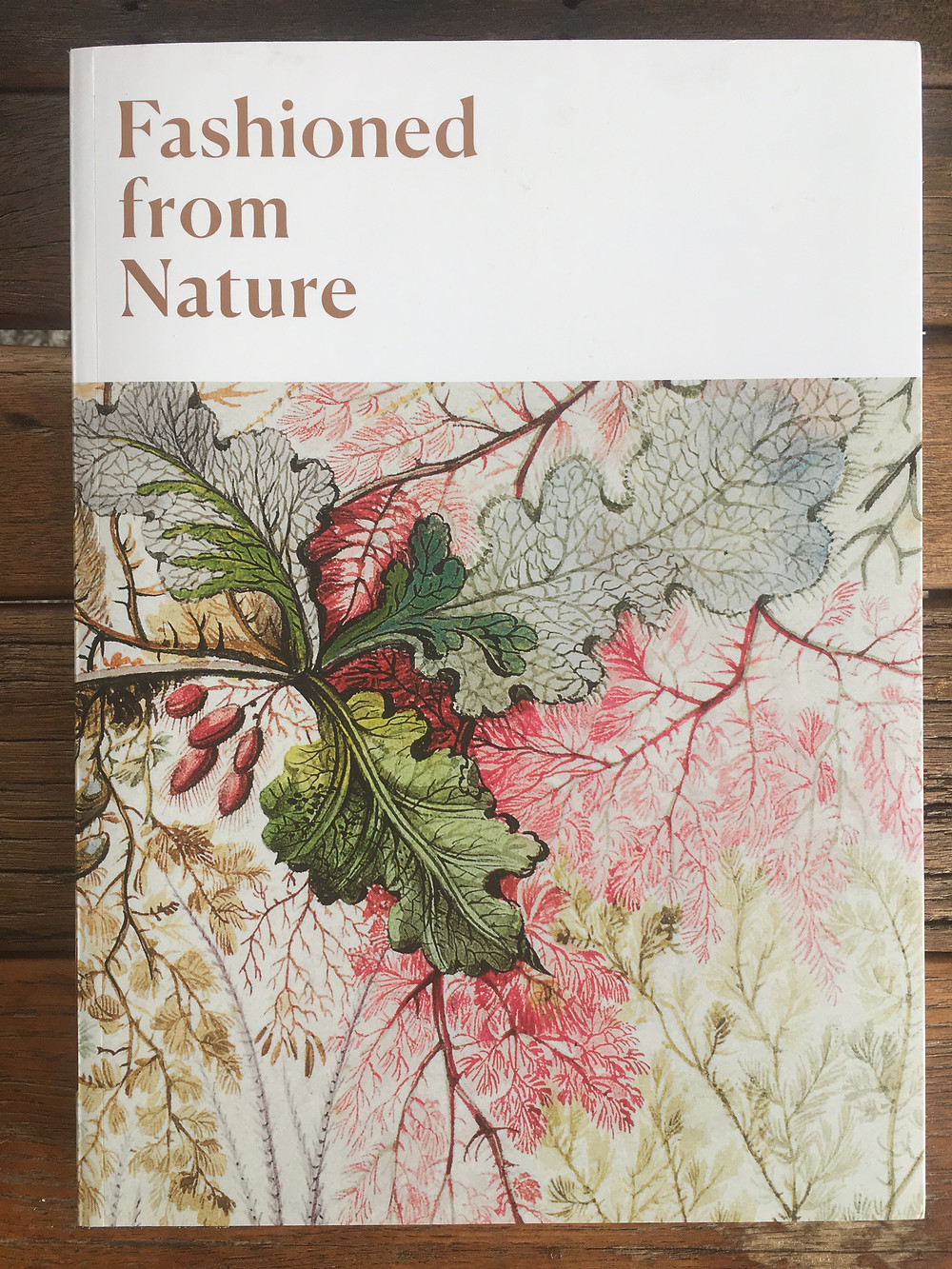 Fashioned from Nature book