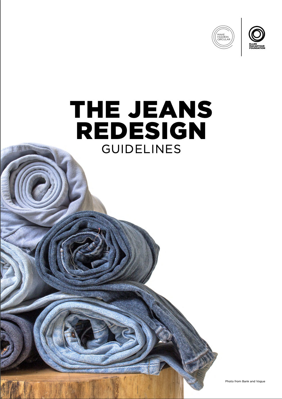 The Jeans Redesign guidelines
