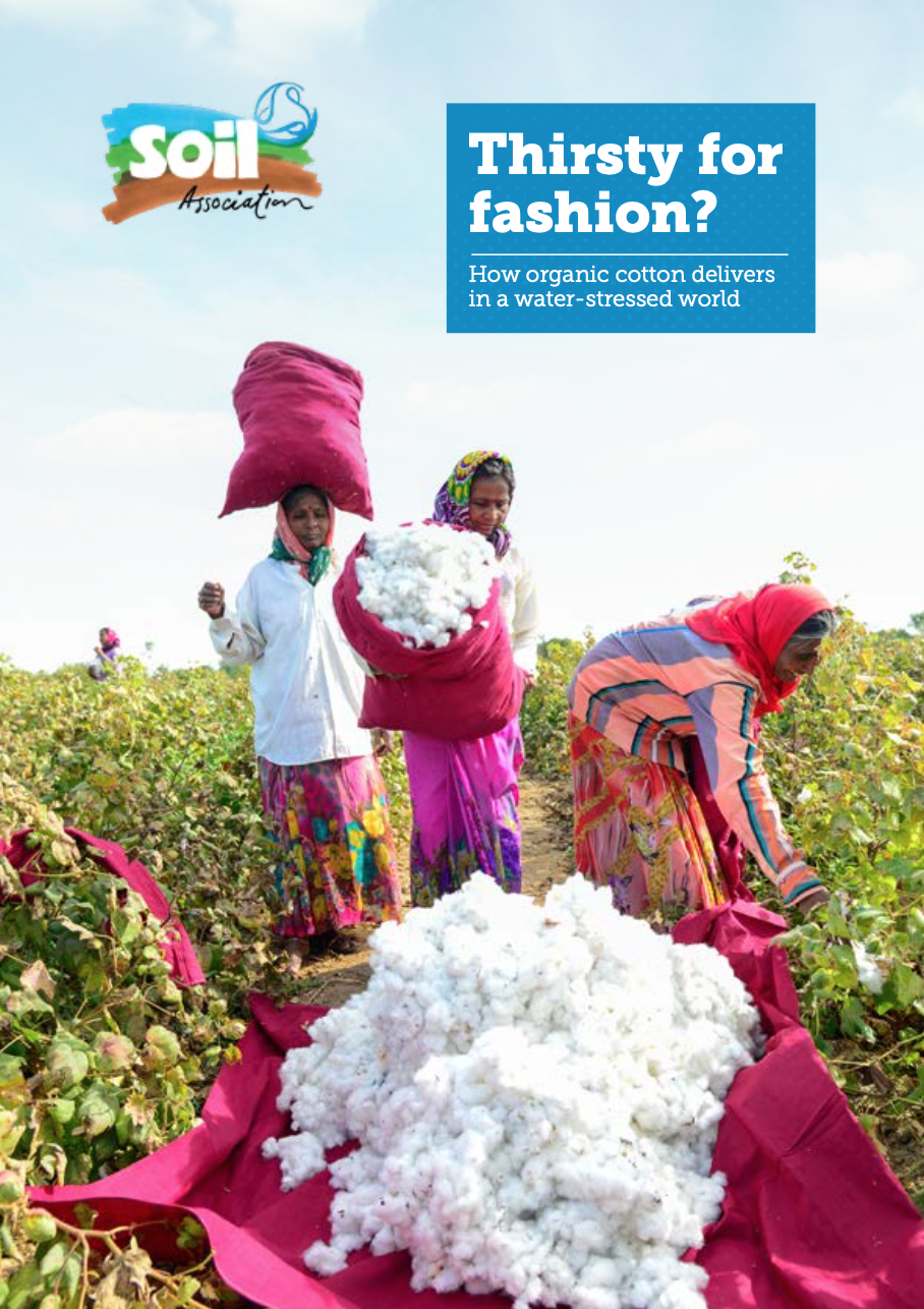 Thirsty for Fashion - Soil association