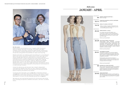 RawAssembly Jan-April Sourcing Magazine 2021