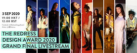 REDRESS DESIGN AWARD 2020 - GRAND FINAL LIVESTREAM