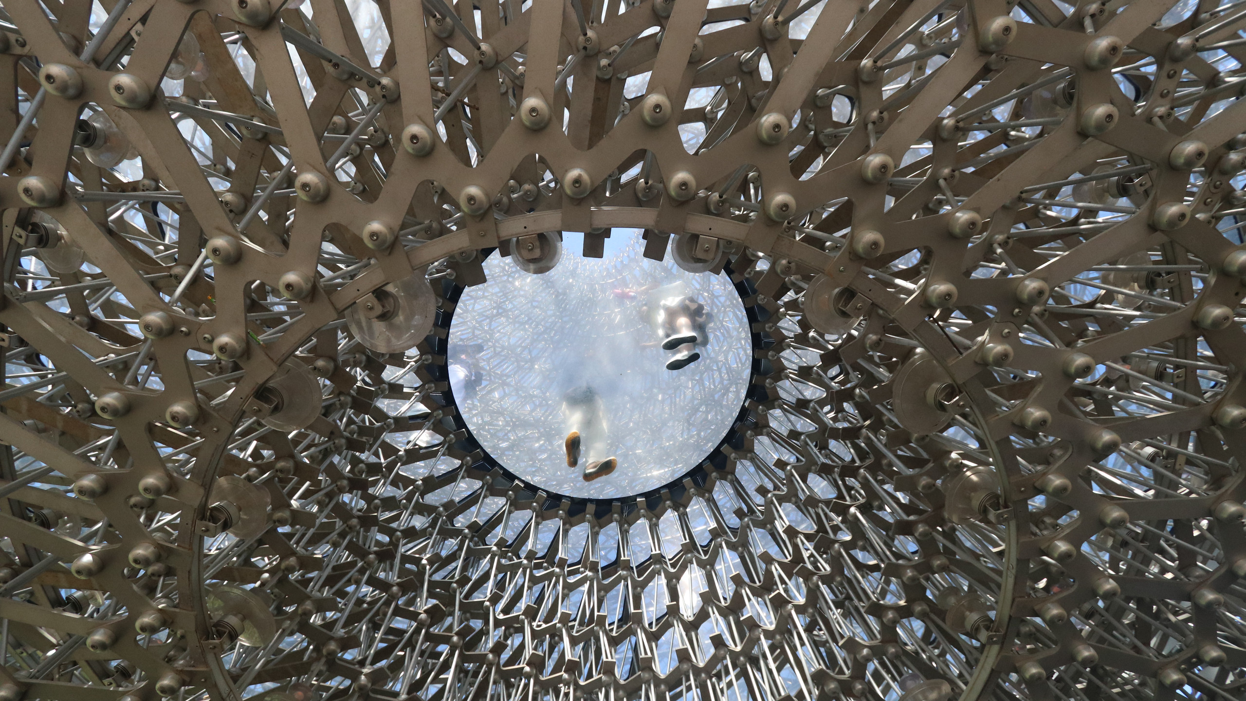 RawAssembly - The Hive - Kew Gardens