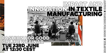 Impact & Innovation in Textile Manufacturing