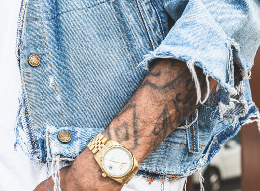 HOW IS THE DENIM INDUSTRY becoming circular