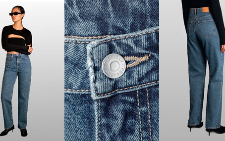 Infinited Fiber's regenerated fiber Infinna™ hits stores as limited-edition jeans design by weekday