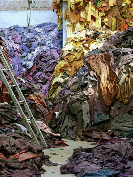 Researchers in Australia are Turning Textile Waste into New Clothes and Joint Replacement Parts