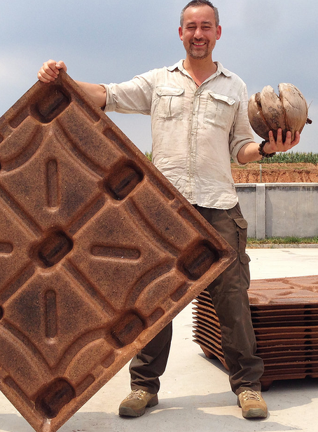 Coconut Waste - Alternative Timber for export pallets