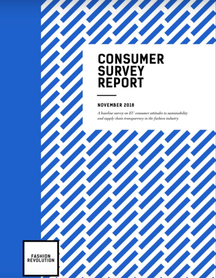 Fashion revolution Consumer Report