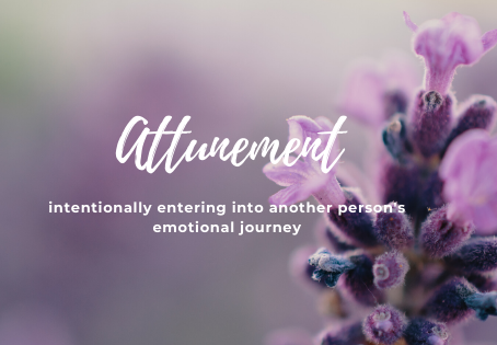 What is Attunement?