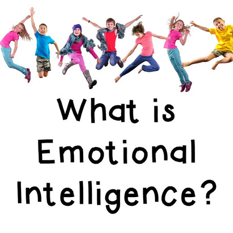 Emotional Intelligence: Self-Awareness