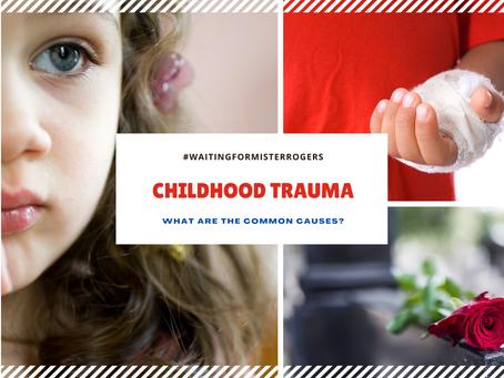 Common Causes of Childhood Trauma