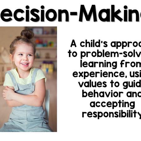 Emotional Intelligence: Decision Making