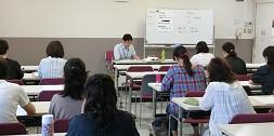 福祉サービスの勉強会《学級部》