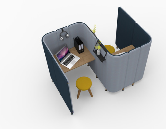 Booth - 2 Person Workstation_Camera_Came