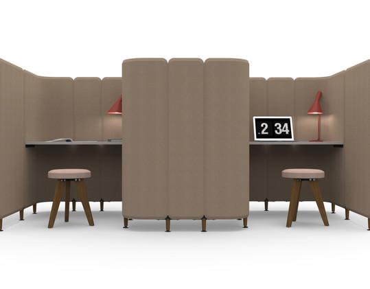 Booth - 3 Person Workstation_Camera_Defa