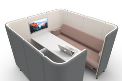 Breakout Meeting Booth
