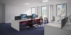 S36 slab Desks