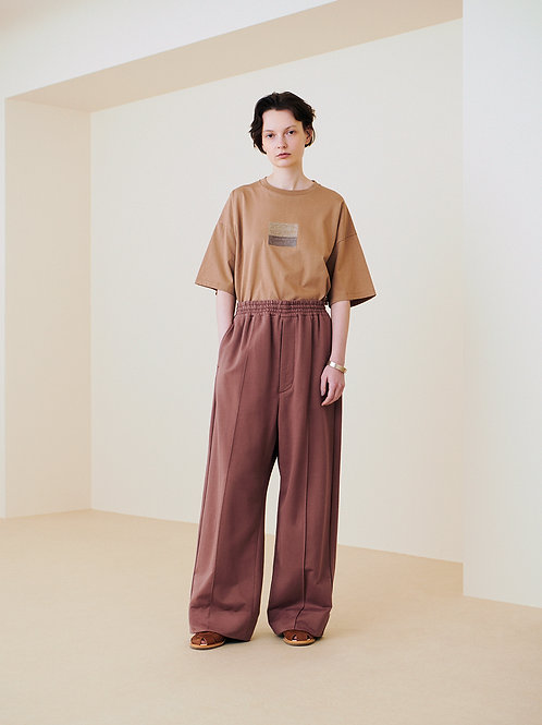 WIDE LEG LOUNGE PANTS
