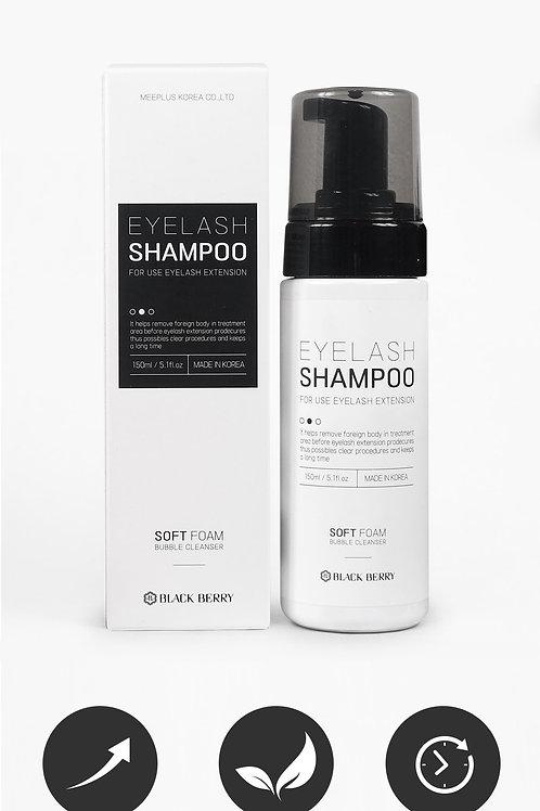 Black Berry Eyelash Shampoo