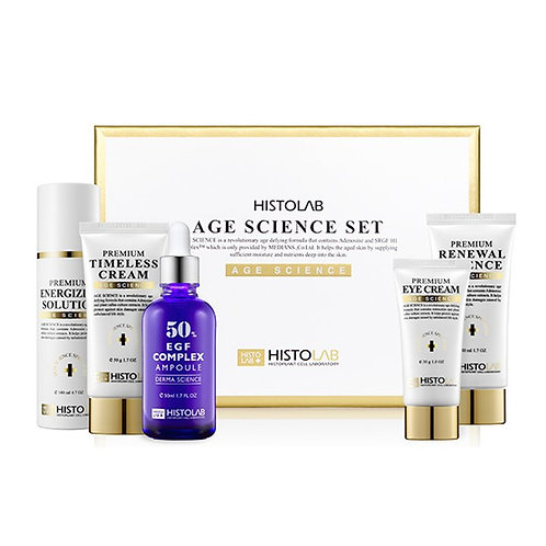 Age Science Gift Set