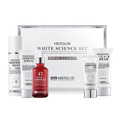 White Science Gift Set