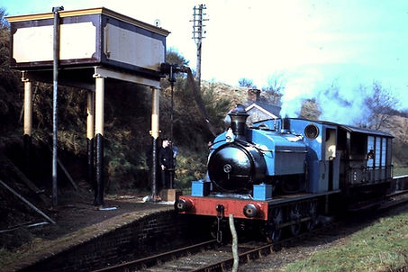 The last Manning Wardle loco to be built