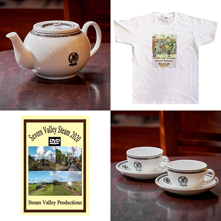 It's your Cup of Tea Shop Items sent fro