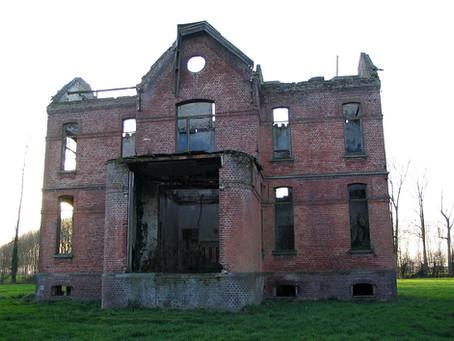 Aflevering 1: Spookhuis Sas van Gent