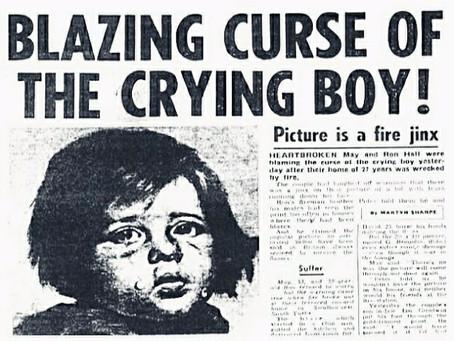 Aflevering 13: De Vloek van de Crying Boy