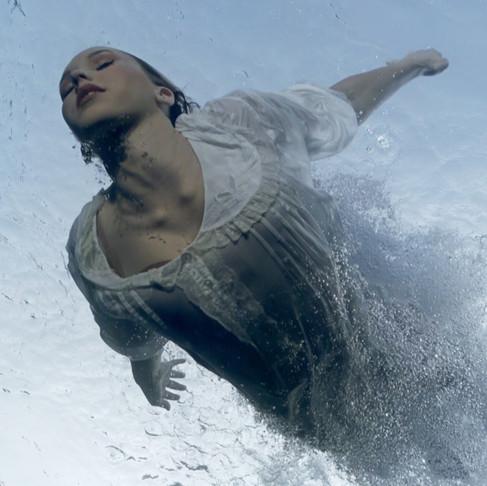 Phantom Under Water - Installment