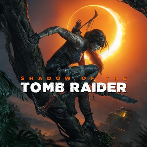 Tomb Raider | Cinemagraph