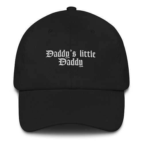 Daddy's little daddy Hat