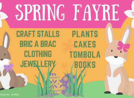 Spring Fayre 2020