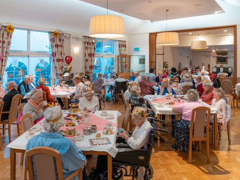 Mad Hatters Tea Party at BBCH