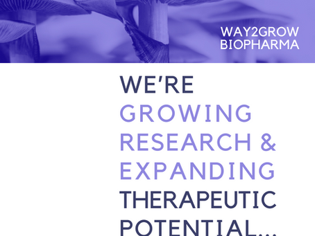 We're Growing Research & Expanding Therapeutic Potential