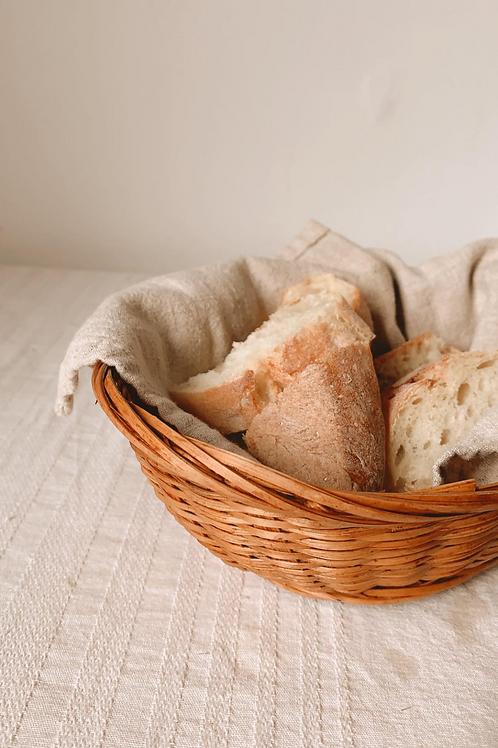 Panier à pains ovale