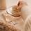 Thumbnail: Coffret 10 cotons démaquillants avec sac de lavage