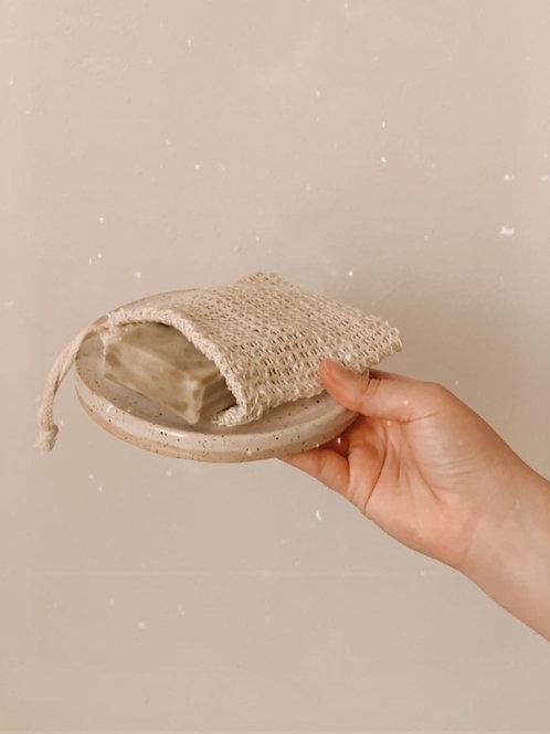 Pochette économiseur de savon