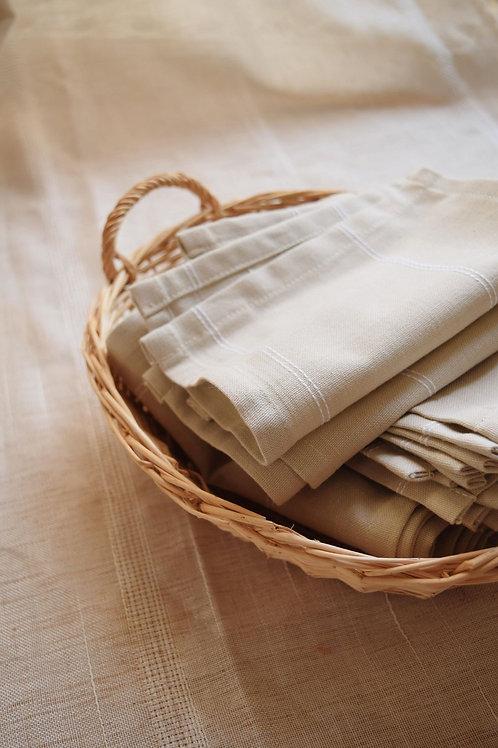 Serviette de table en coton